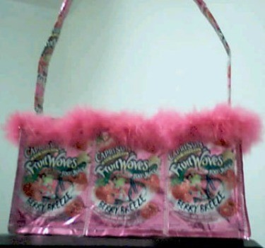 Juice Pouch Purse
