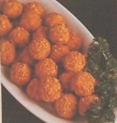 how to make potato cheese balls at home