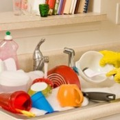 Organizing Housework for the New Year