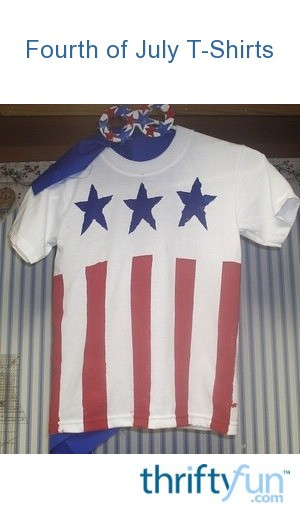Fourth Of July T Shirts Thriftyfun