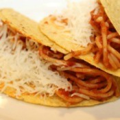 Spaghetti Taco Recipes