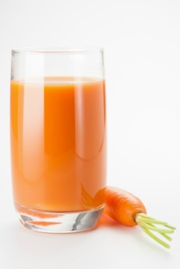 Canning Carrot Juice