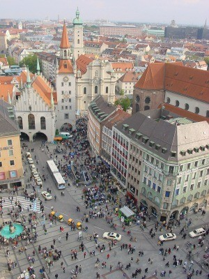Munich Town Square