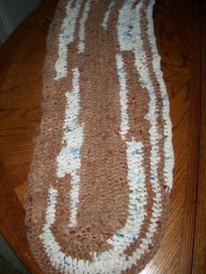 Plastic Bag Crochet Rug Pattern - Mobile Resources