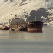Tugboats in Alaska