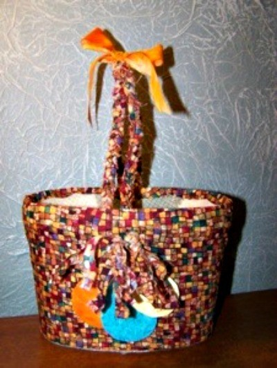 Easter Egg Gathering Basket