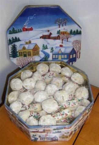 Cookies Tin
