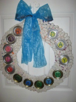 Earth Day Wreath