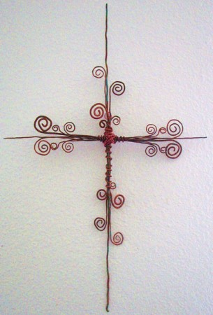 wire cross