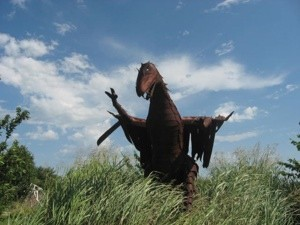 Jurassic Art (Rose Hill, KS)