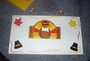 Decorative Thanksgiving Signs