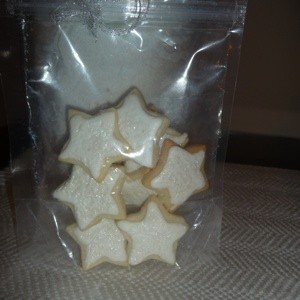 cookies in a bag