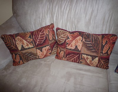 Placemat Throw Pillows