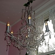 Reworked chandelier