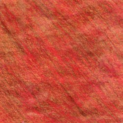 Reddish orange paper.