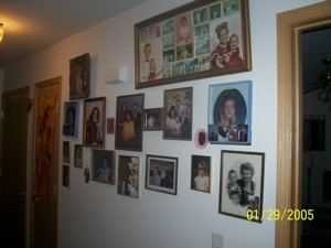 Hanging Pictures on the Wall