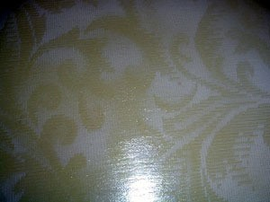 lace design on furniture