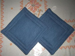 Recycled Jeans Hotmitts