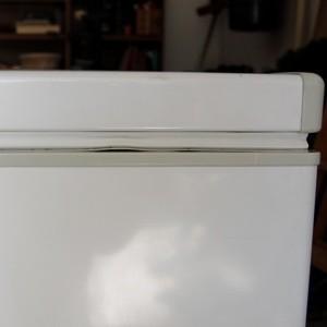 Repairing A Gasket On A Chest Freezer Thriftyfun