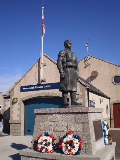 Memorial to Lifeboatmen
