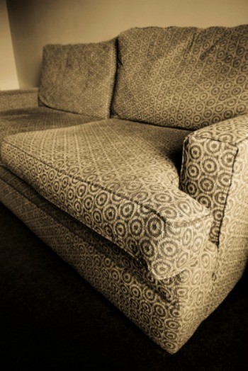 Fabric Couch