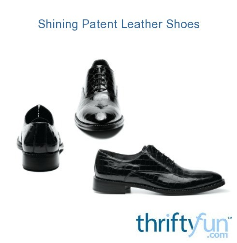 shining patent leather shoes thriftyfun
