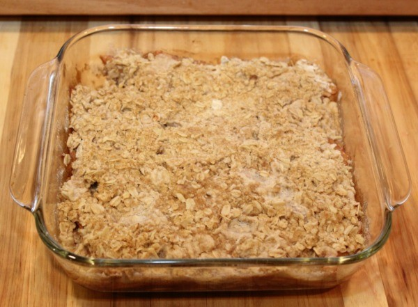 Cinnamon Apple Crumble | ThriftyFun