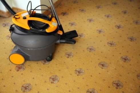 how to remove a musty smell from carpet