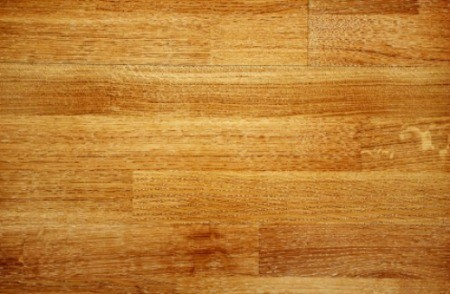 Oak hardwood floor.