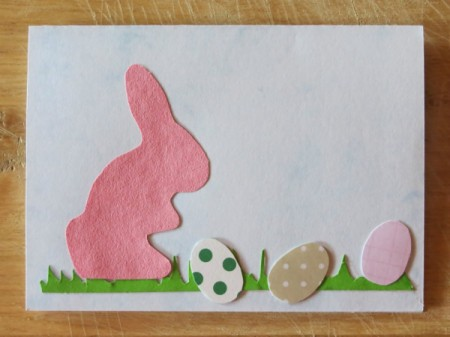 Bunny and egg shapes added.