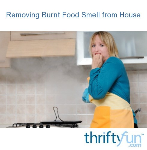 Removing Burnt Food Smell From House Thriftyfun