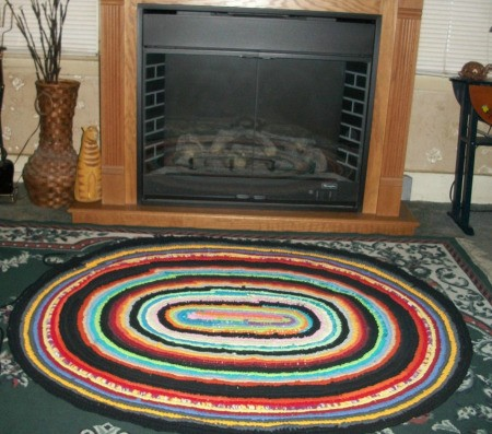 Toothbrush T-shirt Rug