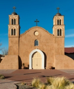 San Miguel de Socorro church, New Mexico
