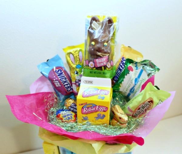 Easter candy bouquet ideas thriftyfun