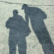 Taking Pictures of Shadows