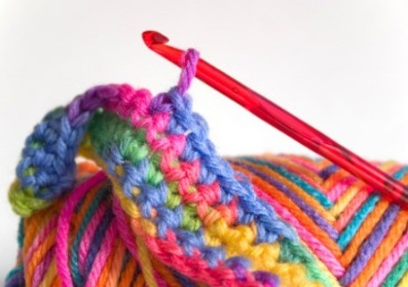 Crochet a Chain Stitch