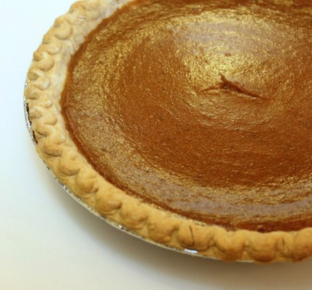 Pumpkin pie peanut butter