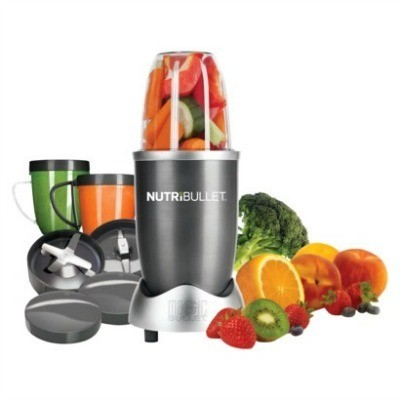 Using a NutriBullet