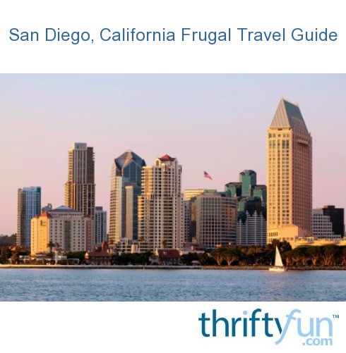 san diego california frugal travel guide thriftyfun. Black Bedroom Furniture Sets. Home Design Ideas