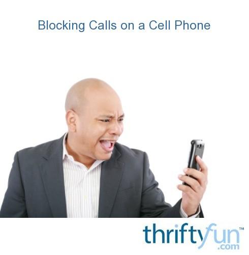 At t cell phone blocking calls xfinity