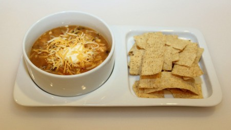 8 can chicken taco soup