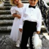 Children in a Wedding
