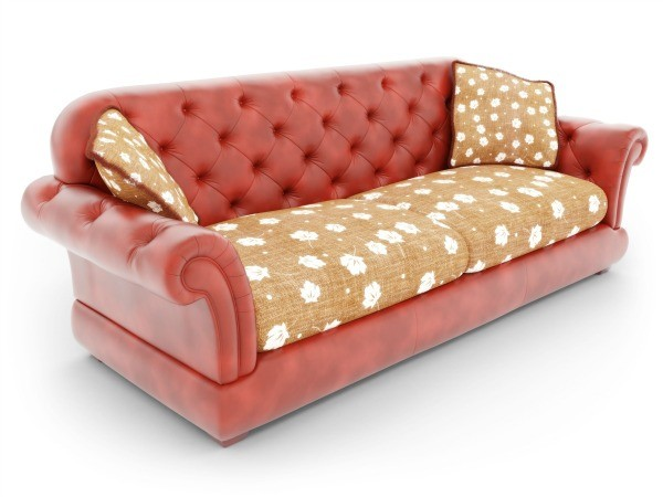 Reupholstering a Couch | ThriftyFun