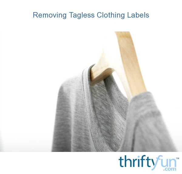 Printed Composite Laundry Labels
