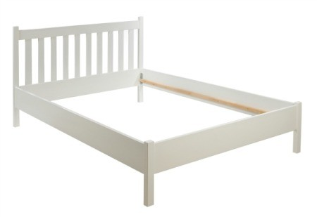 Lowering a Bed Frame