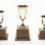 trophies for game winners