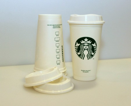 reusable starbucks cups