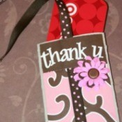 Gift Card Holder Crafts