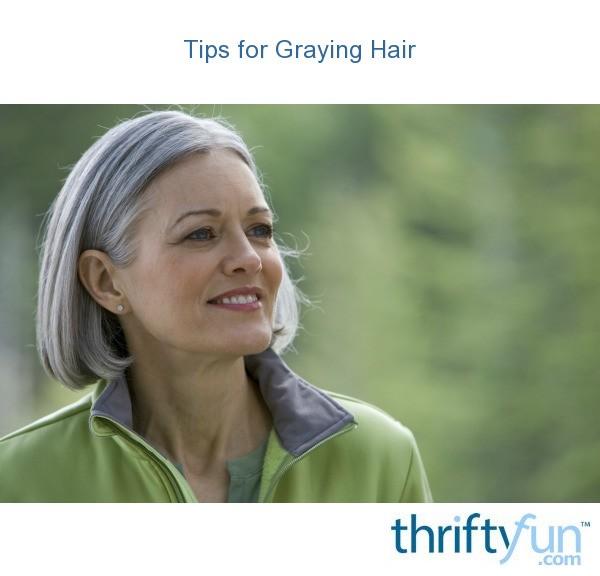 Lowlighting Gray Hair