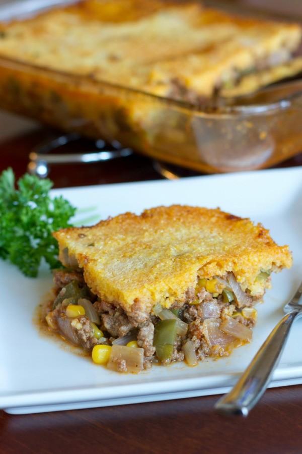 Bean and Cornbread Casserole Recipes | ThriftyFun